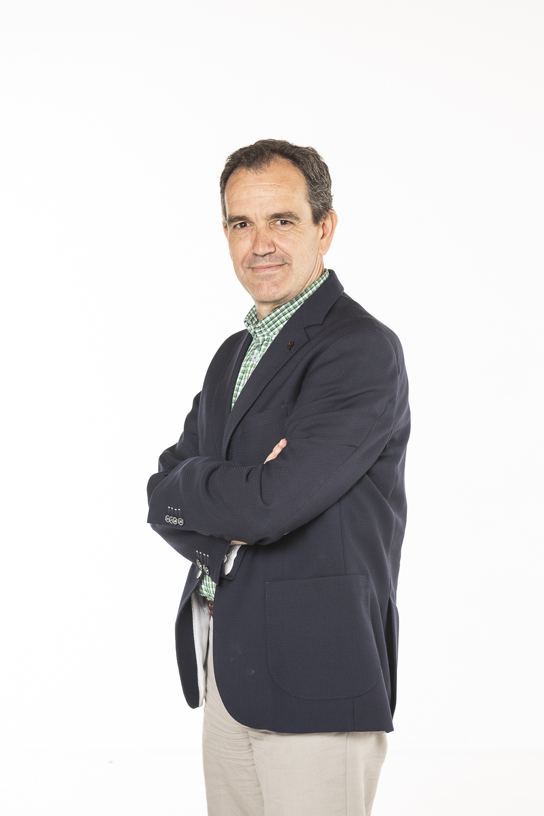 Daniel Echeverría Preparador PMP